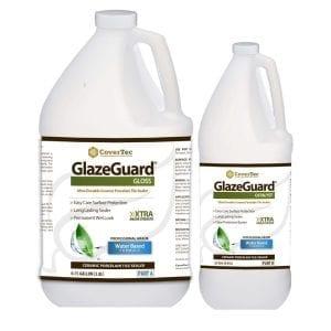 GlazeGuard® Gloss Ceramic and Porcelain Wood Tile Floor Sealer