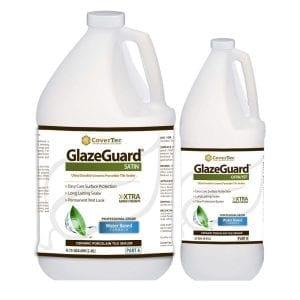 GlazeGuard® Satin Ceramic and Porcelain Wood Tile Floor Sealer