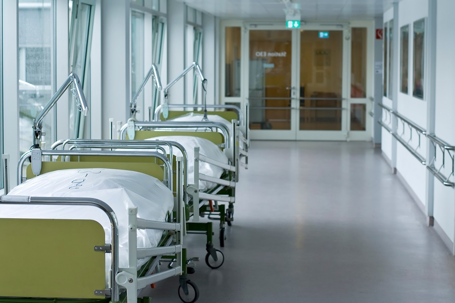 Protect Hospital Floors Against Staining And Discoloration