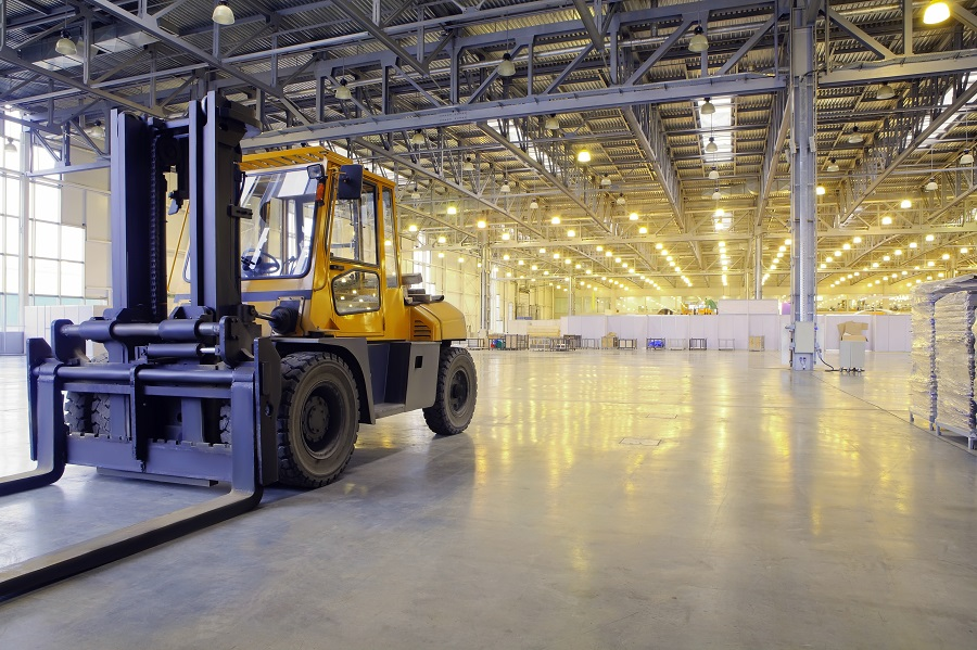 Protect Warehouse Floors Against Fat And Grease Stains