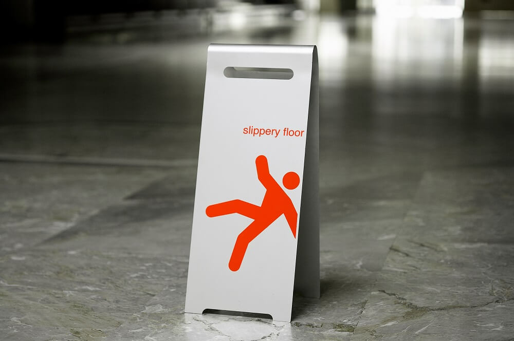 Solving The Problem Of Slippery Floors Can Be Easy.