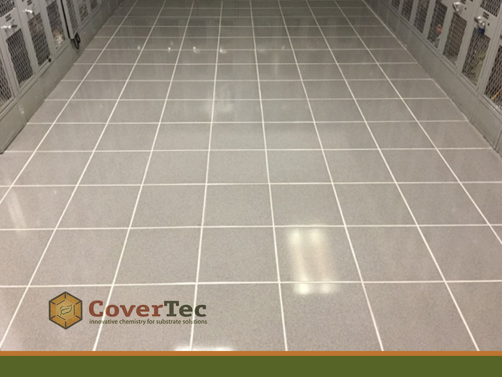 Tile Sealer For Ceramic Tile Covertec Products - Are porcelain floor tiles slippery