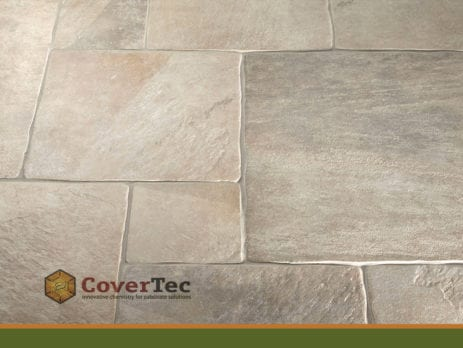 Covertec products blog cleaning stained concrete sunrise for Acid wash concrete driveway