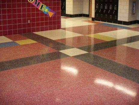 Concrete Floor Cleaner Sunrise