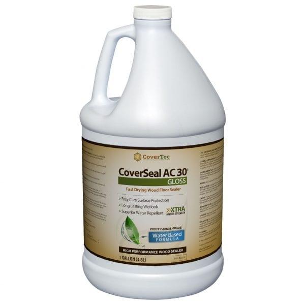 Laminate Floor Water Sealer : Coverseal ac wood floor laminated h gloss sealer