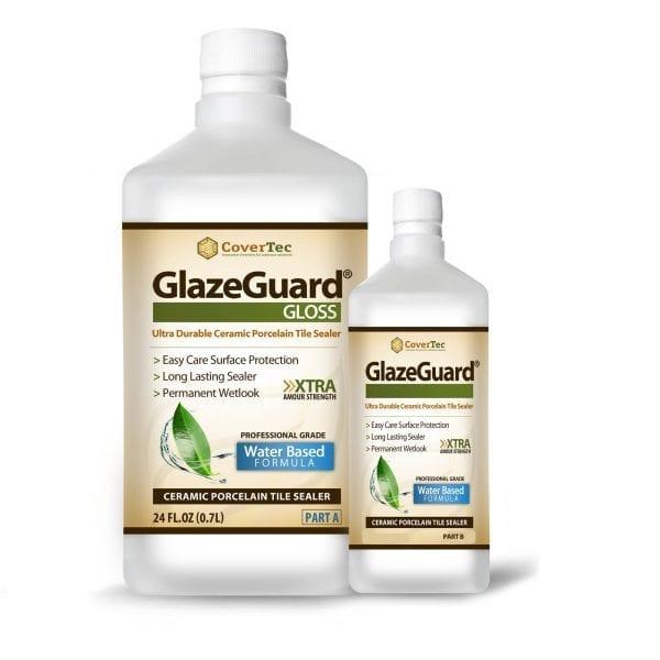 Glazeguard Gloss Ceramic Amp Porcelain Tile Sealer H Gloss