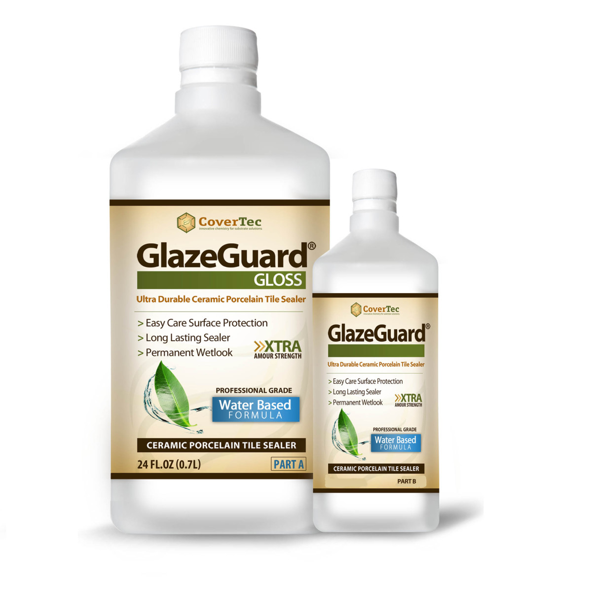 Glazeguard Gloss Ceramic Amp Porcelain Tile Sealer H Gloss