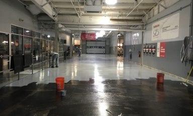 Concrete Floor Cleaning Sunrise