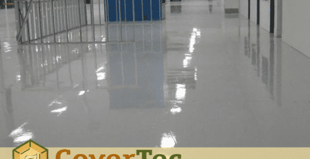 how to clean oil from concrete floor