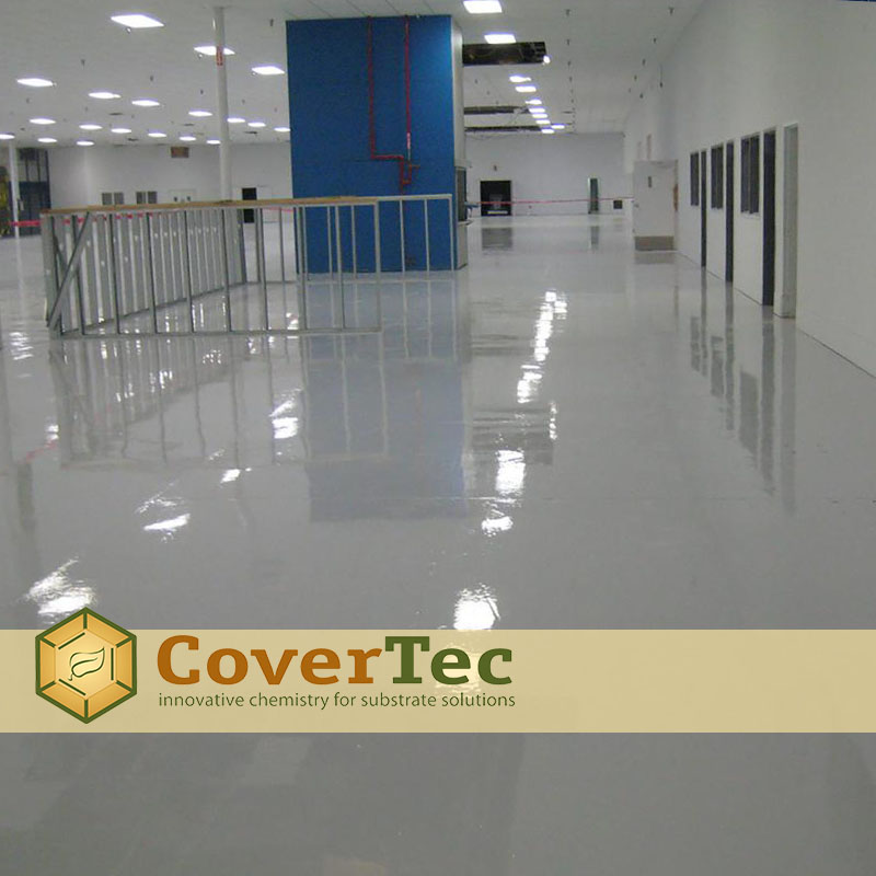Great Industrial Floor Coating