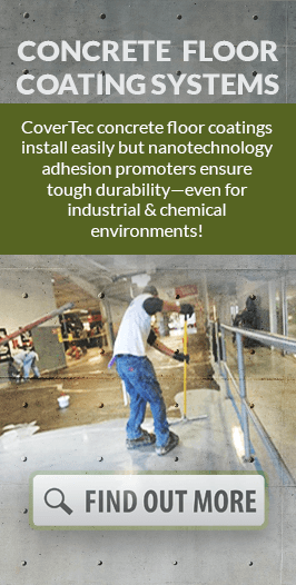 Concrete Floor Coating Systems