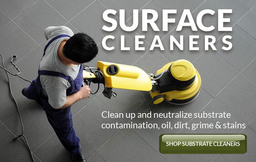 Substrate Cleaners