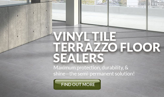 FLOOR TILE SEALER