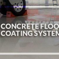 Concrete Floor Coating Systems
