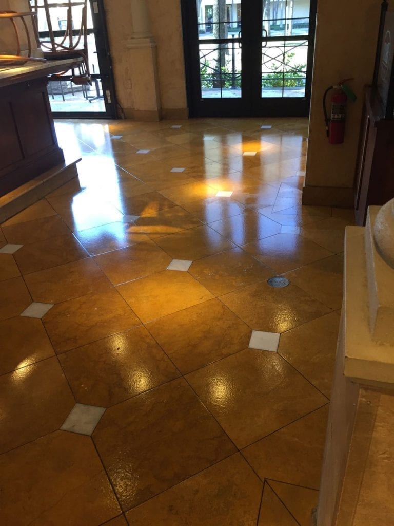 Glazeguard Plus Anti Slip Floor Coating For Ceramic And