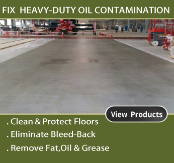 Floor Sealing Products | Substrate Cleaning | Substrate