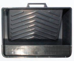 "18″ Paint Tray"" Wide Capacity For Up To 18″ Rollers"