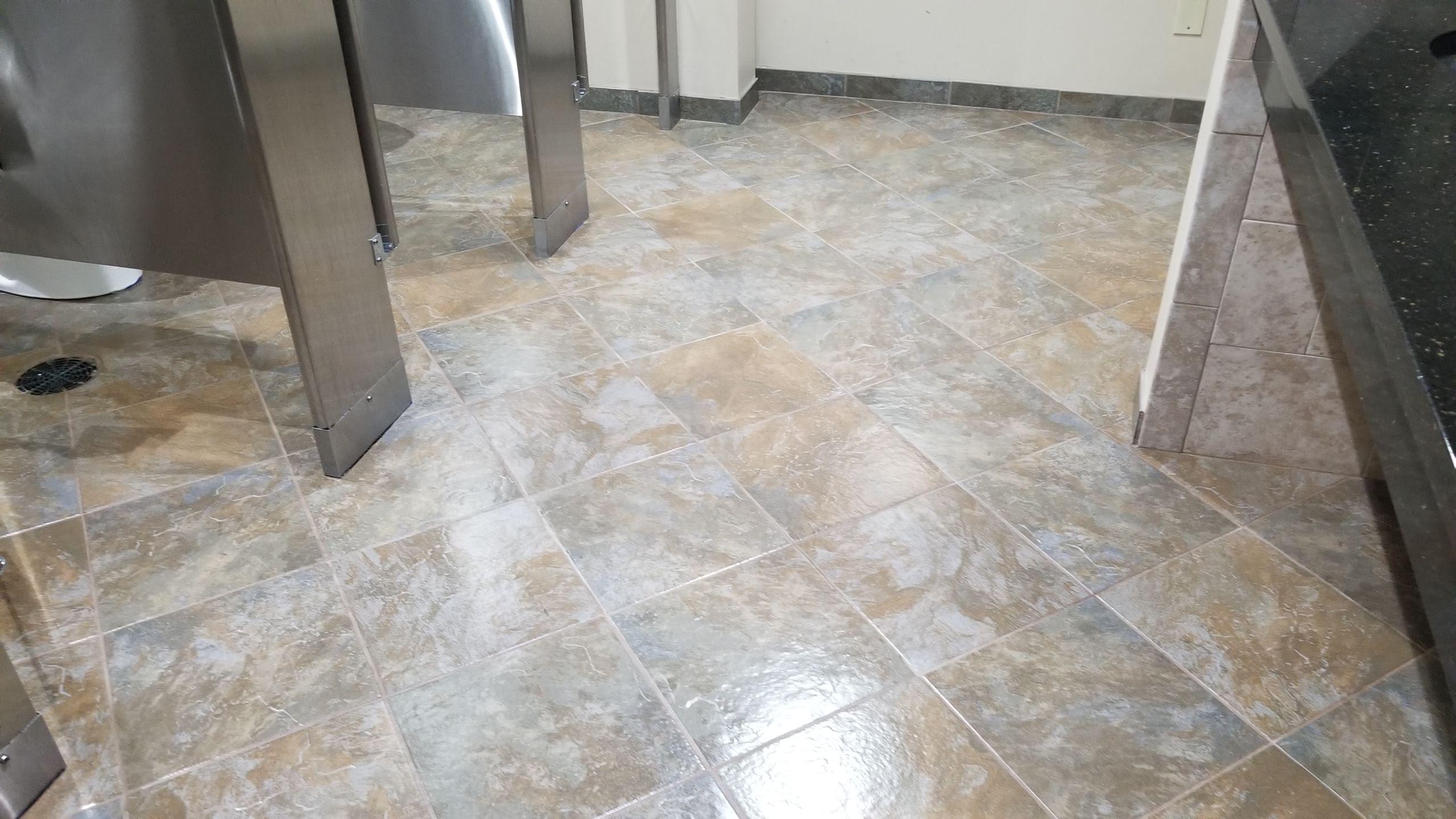 GlazeGuard Ceramic & Porcelain Tile Sealer Satin Finish