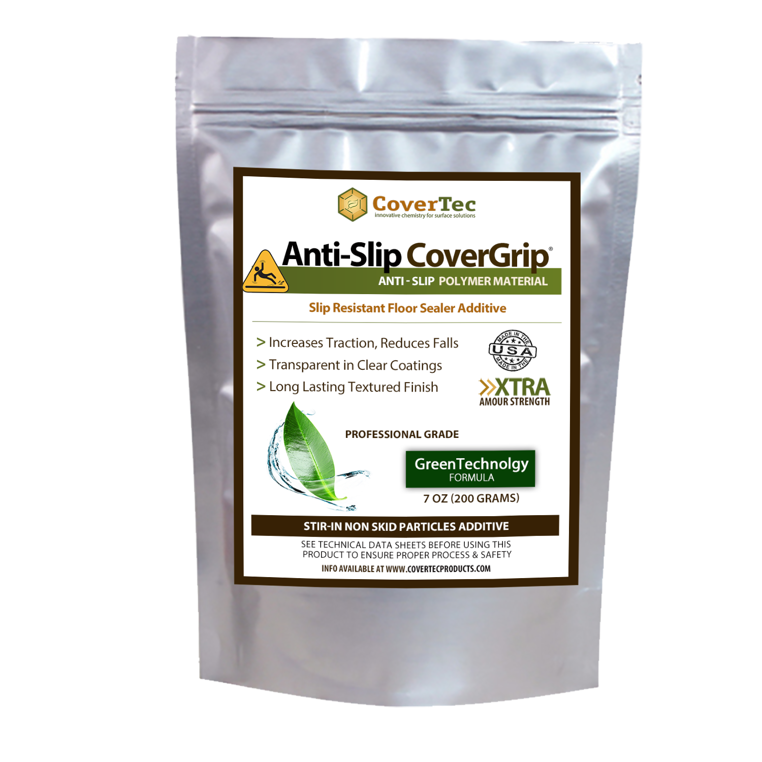 CoverGrip Anti Slip Additive For Sealers And Coatings