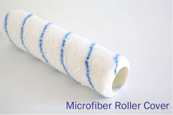 3/8″ Inch Nap Professional Grade Microfiber Roller Cover