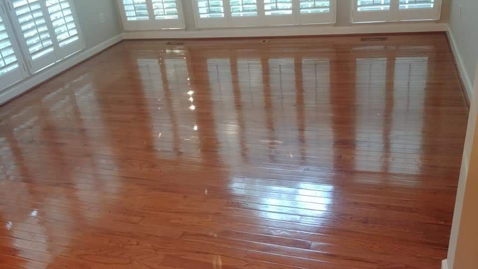 Coverseal Ac30 High Gloss Wood Floor